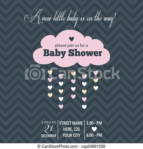 Baby girl invitation for baby shower baby girl invitation for baby baby girl invitation for baby shower csp24891558 stopboris Image collections