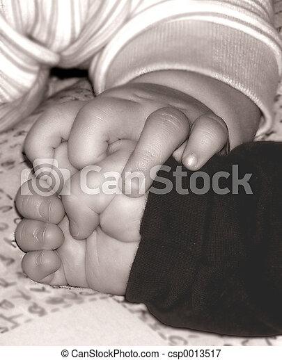 Baby Hands - csp0013517