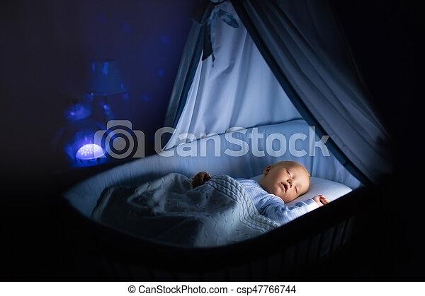 Baby Trinkt Nachts Wenig