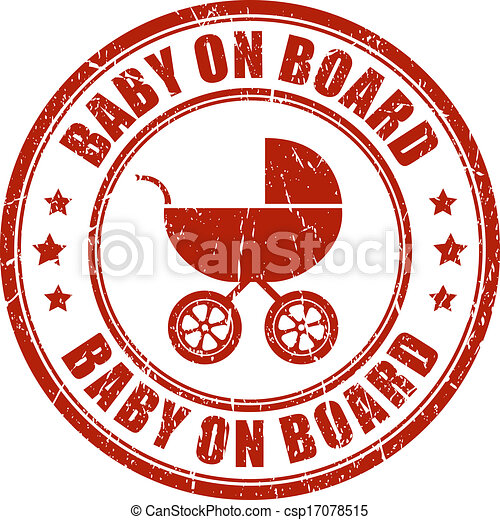 Baby on board - csp17078515