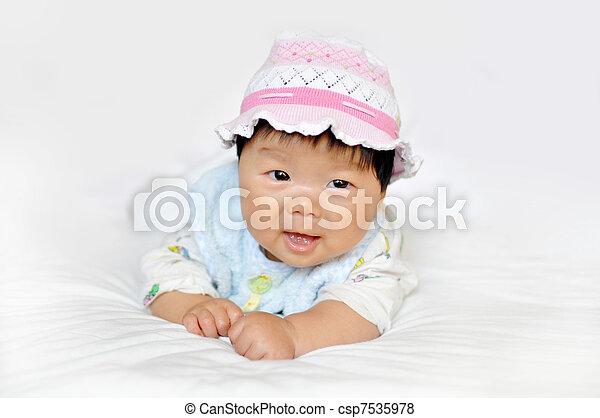 Baby - csp7535978