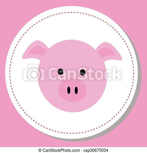 Baby Pig - csp30670034