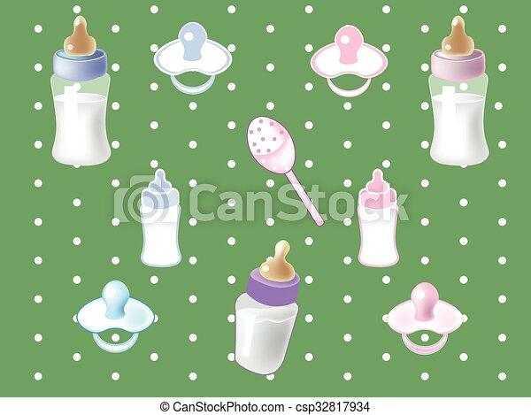 baby set - csp32817934