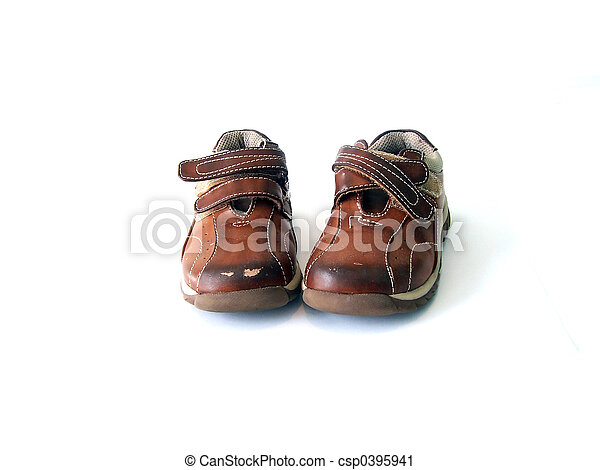 Baby Shoes - csp0395941