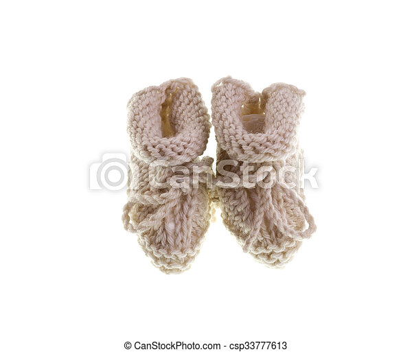 Baby Shoes - csp33777613