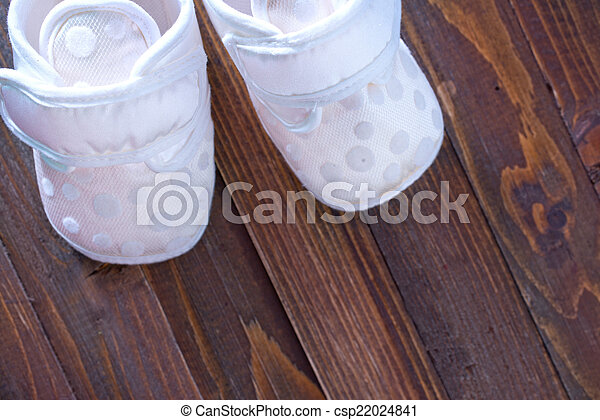 baby shoes - csp22024841