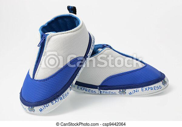 baby shoes - csp9442064