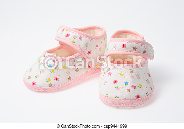 baby shoes - csp9441999