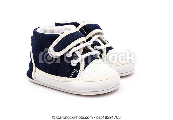 Baby shoes - csp19291705