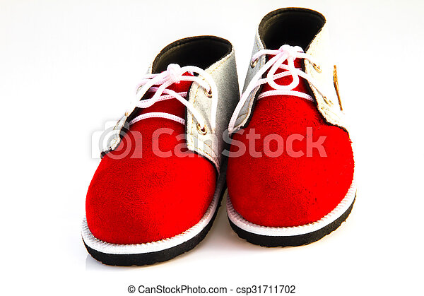 Baby shoes - csp31711702