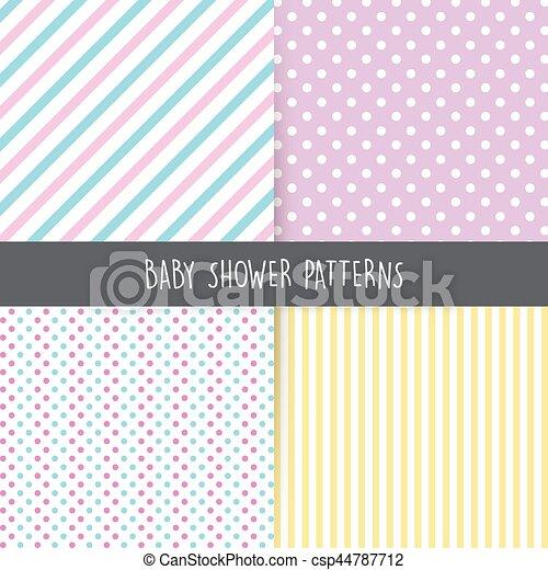Baby Shower Background   Csp44787712