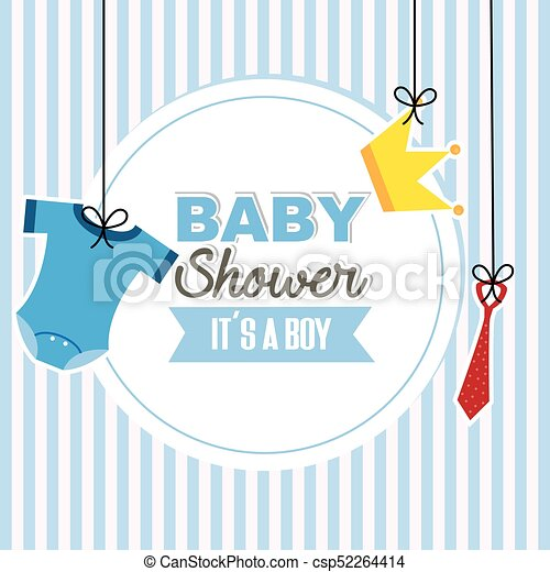 Baby Shower Boy Vector Clip Art Search Illustration Drawings And