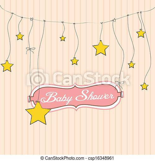 baby shower - csp16348961