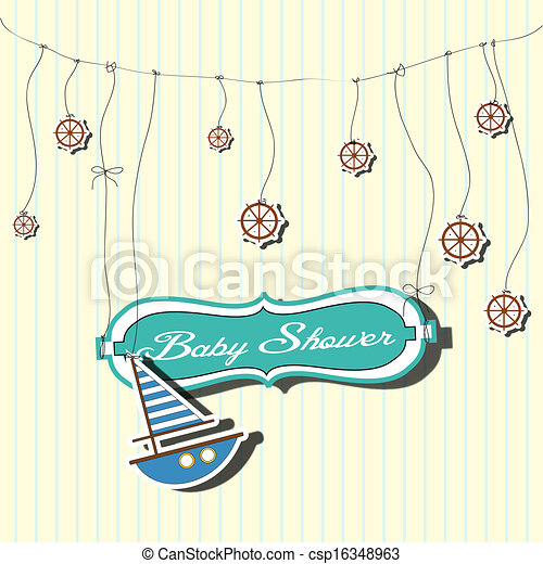 baby shower - csp16348963