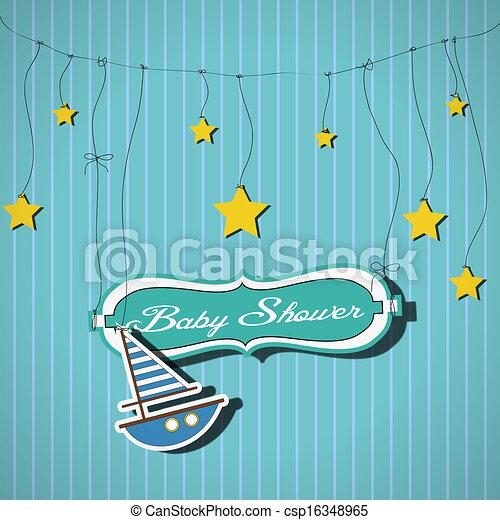 baby shower - csp16348965