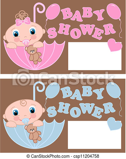 baby shower - csp11204758