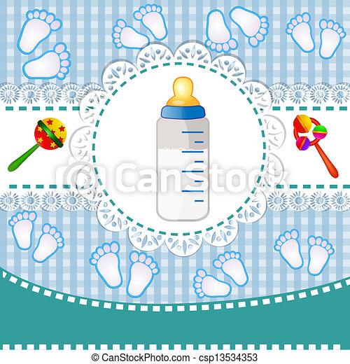 Baby shower - csp13534353