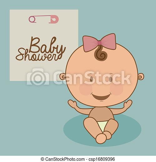 baby shower - csp16809396
