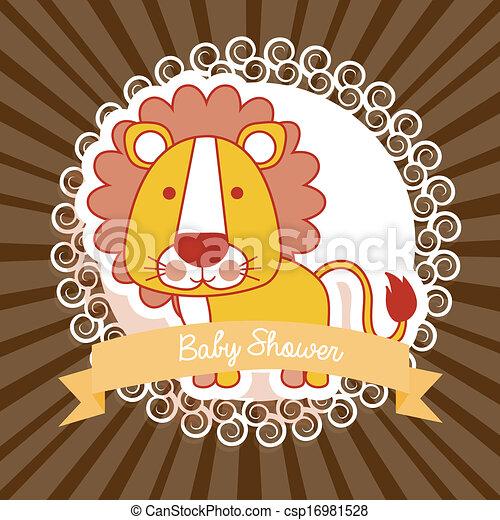 baby shower - csp16981528