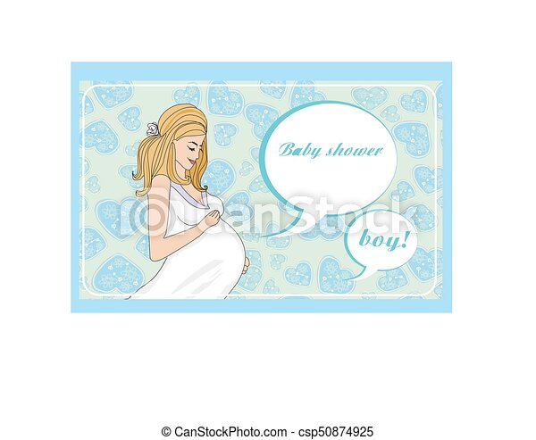 Baby shower invitation its a boy vector illustration search baby shower invitation its a boy csp50874925 filmwisefo