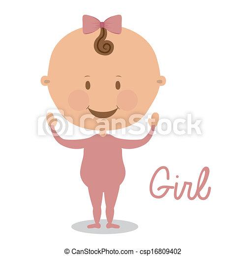 baby shower - csp16809402