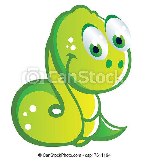 cute baby snake cartoon eps vectors search clip art illustration rh canstockphoto com free cartoon snake clipart Cartoon Monkey
