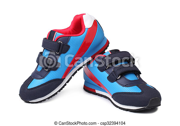 Baby sport shoes pair - csp32394104