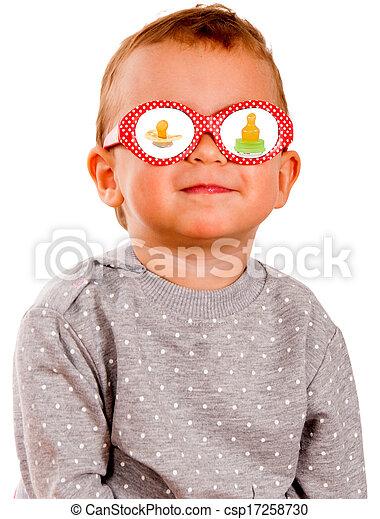 Baby sunglasses - csp17258730
