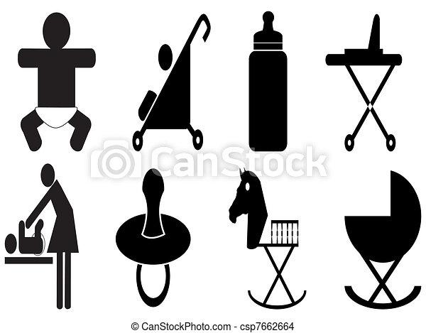 Baby Symbols Set