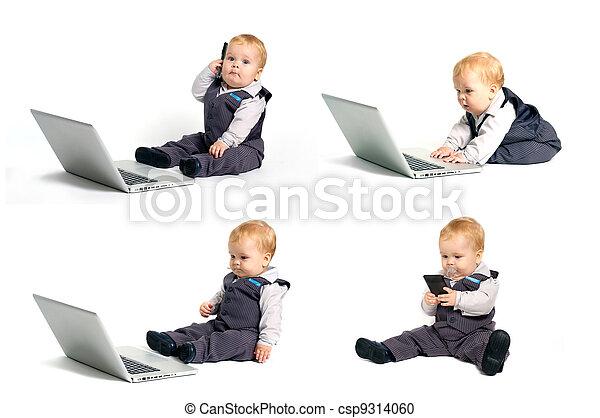Babytechnologie - csp9314060
