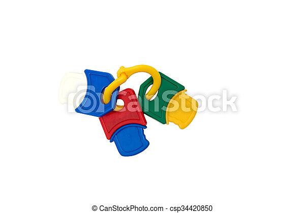 Baby toy  - csp34420850