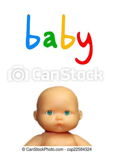 Baby toy - csp22584324