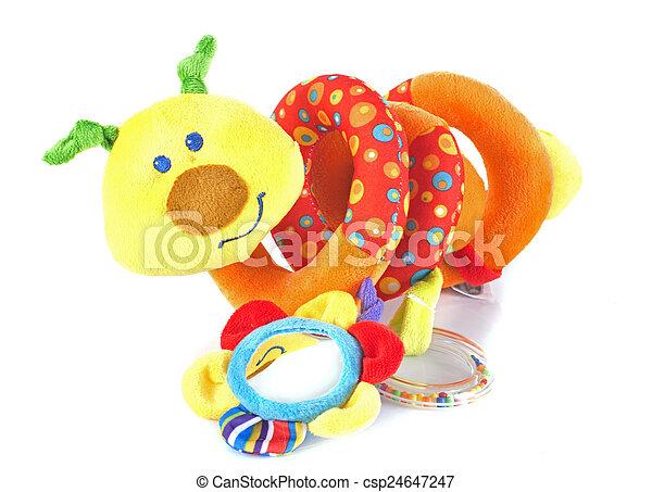 baby toy - csp24647247