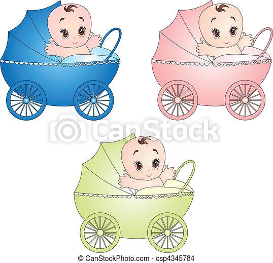 Baby vector - csp4345784