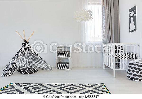 kinderbett zelt kinderbett zelt der marke childhome. Black Bedroom Furniture Sets. Home Design Ideas