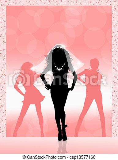 bachelorette - csp13577166