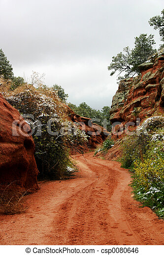 Back Country Road - csp0080646