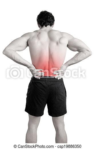 Back Pain - csp19886350
