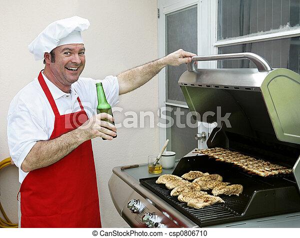 Back Porch BBQ - Happy Cook - csp0806710