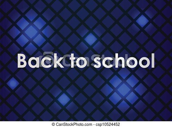 Back to school background - csp10524452