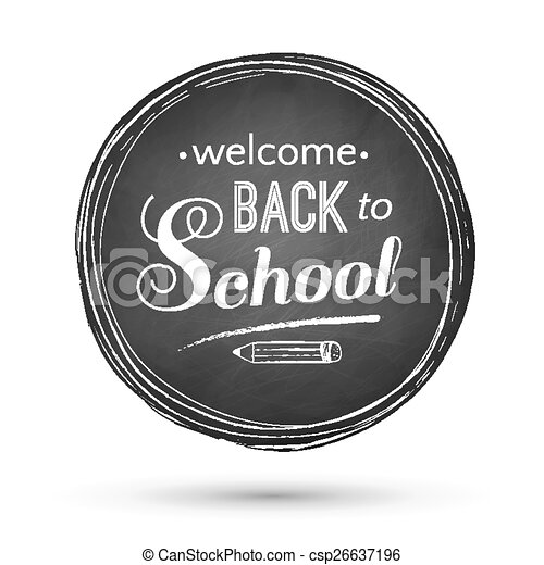 Back to School banner. - csp26637196