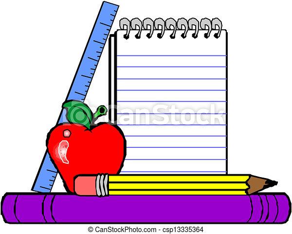 Back to school - csp13335364