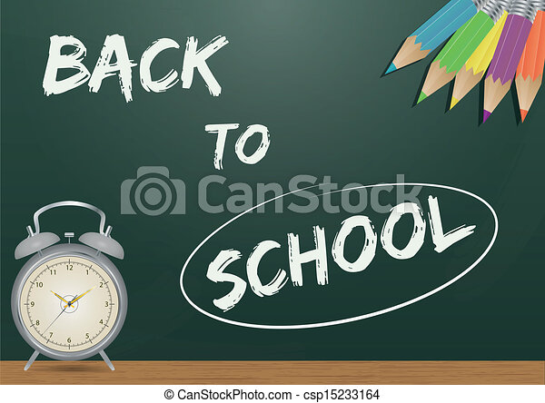 back to school - csp15233164