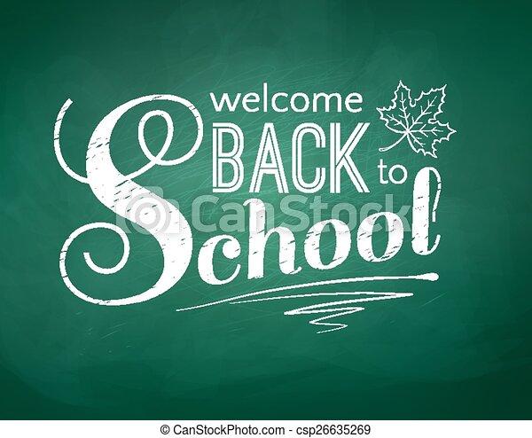 Back to School - csp26635269