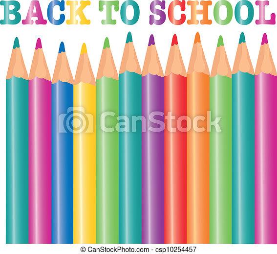 Back to school - csp10254457