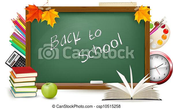 Back to school   - csp10515258