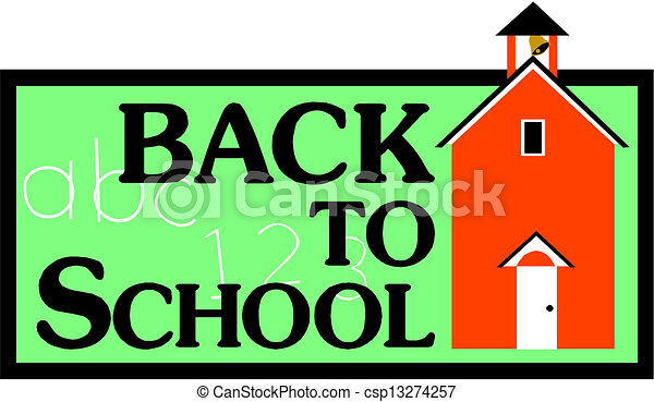 back to school - csp13274257