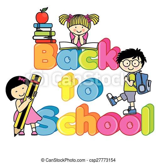 Back to School - csp27773154