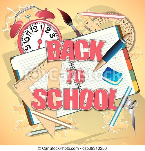 Back to school - csp39310250