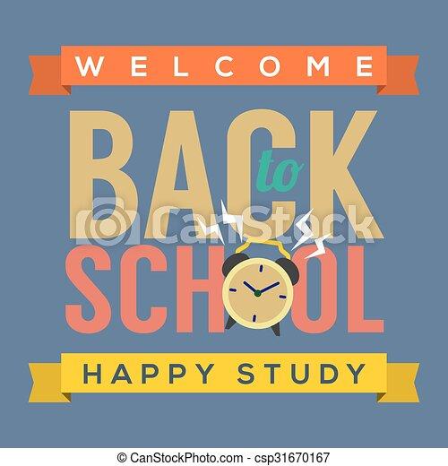 Back to School Concept. - csp31670167